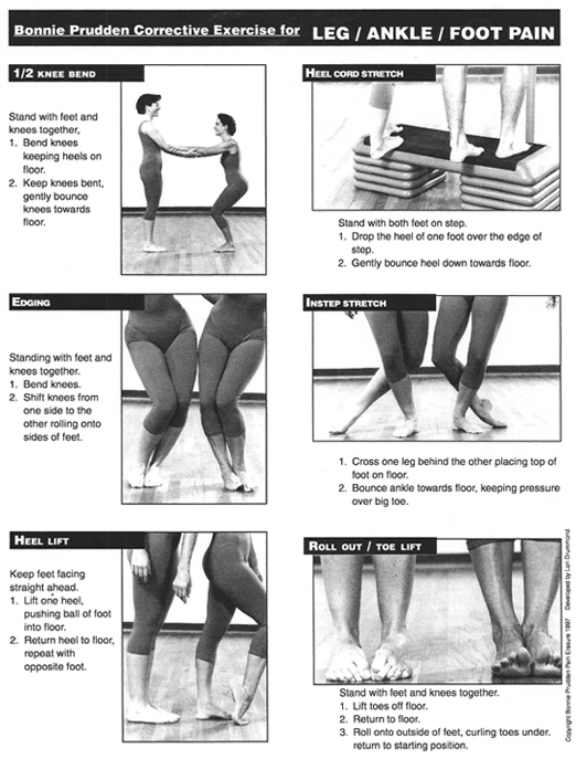 Bonnie Prudden Corrective Exercises