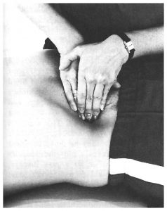 Myotherapy Into Abdominals