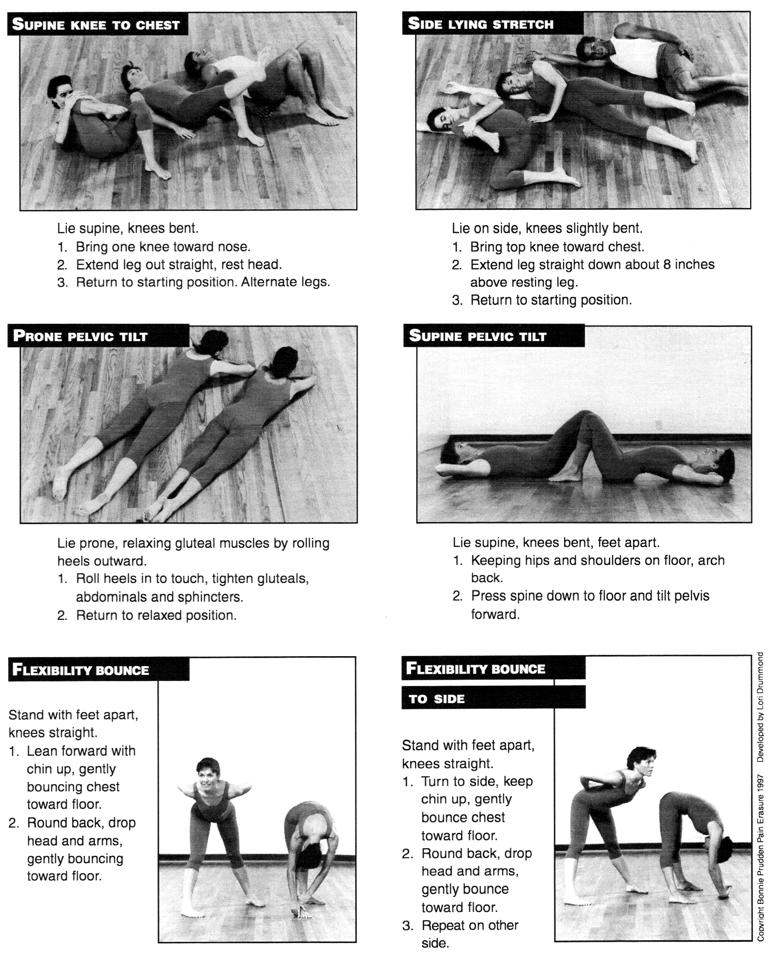 Exercises For Sciatica