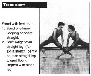 Thigh Shift