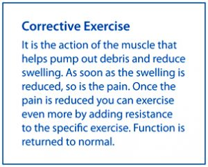 Explanation of Corrective Exercise